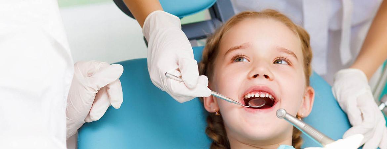 درمان شیاربندی در دندانپزشکی کودکان